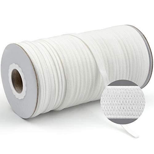 Bandas elásticas para coser de 0.2in de ancho
