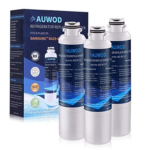 AUWOD DA29-00020B - Filtro de agua para refrigerador