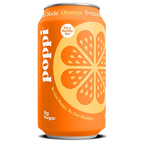 Poppi A Healthy Sparkling Prebiotic Soda