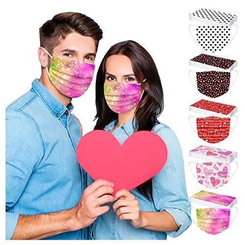 50PCS Adulto Amor Feliz Día de San Valentín (A)