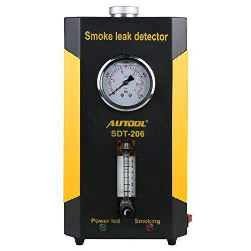 AUTOOL SDT-206 - Detector de fugas de combustible ajustable de 12 V para repa…