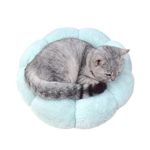 Cama de gato suave de felpa de 16.0in