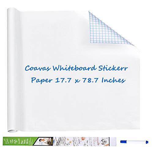 Coavas - Adhesivo de papel para pizarra blanca