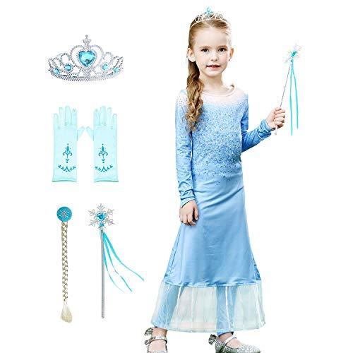 Disfraz de princesa Act 2 – Fiesta de cumpleaños de Halloween para niñas