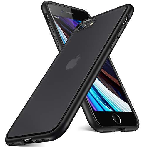 Humixx - Carcasa para iPhone SE 2020 a prueba de golpes y iPhone 8 (protección de gra…