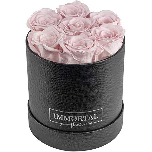 Immortal Fleur Preserved Roses | Fresh Real Flowers Arranged In Elegant Round…