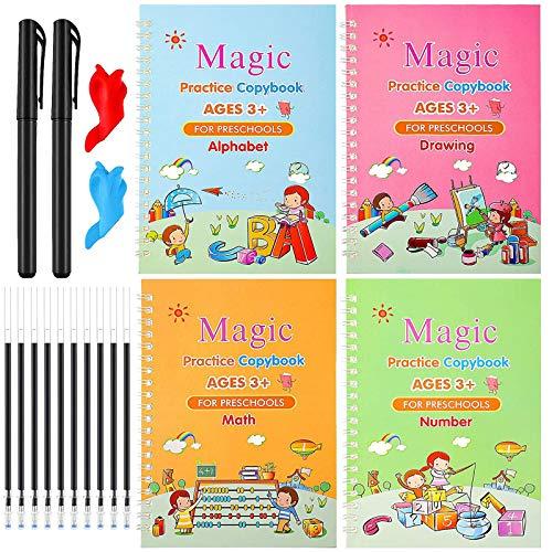 Magic Practice Copybook para niños