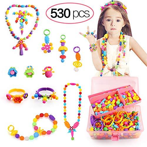 Tomons 530 piezas Pop Beads
