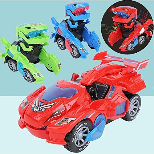 Transforming Dinosaur Toys