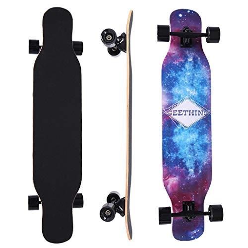 US Stock 42 Inch Longboard Skateboard